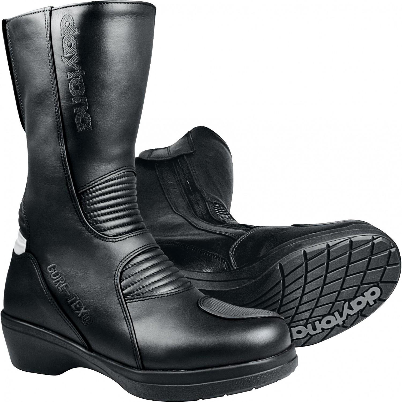 3b0095820a3 Daytona Lady Pilot luxusní dámské boty na motorku