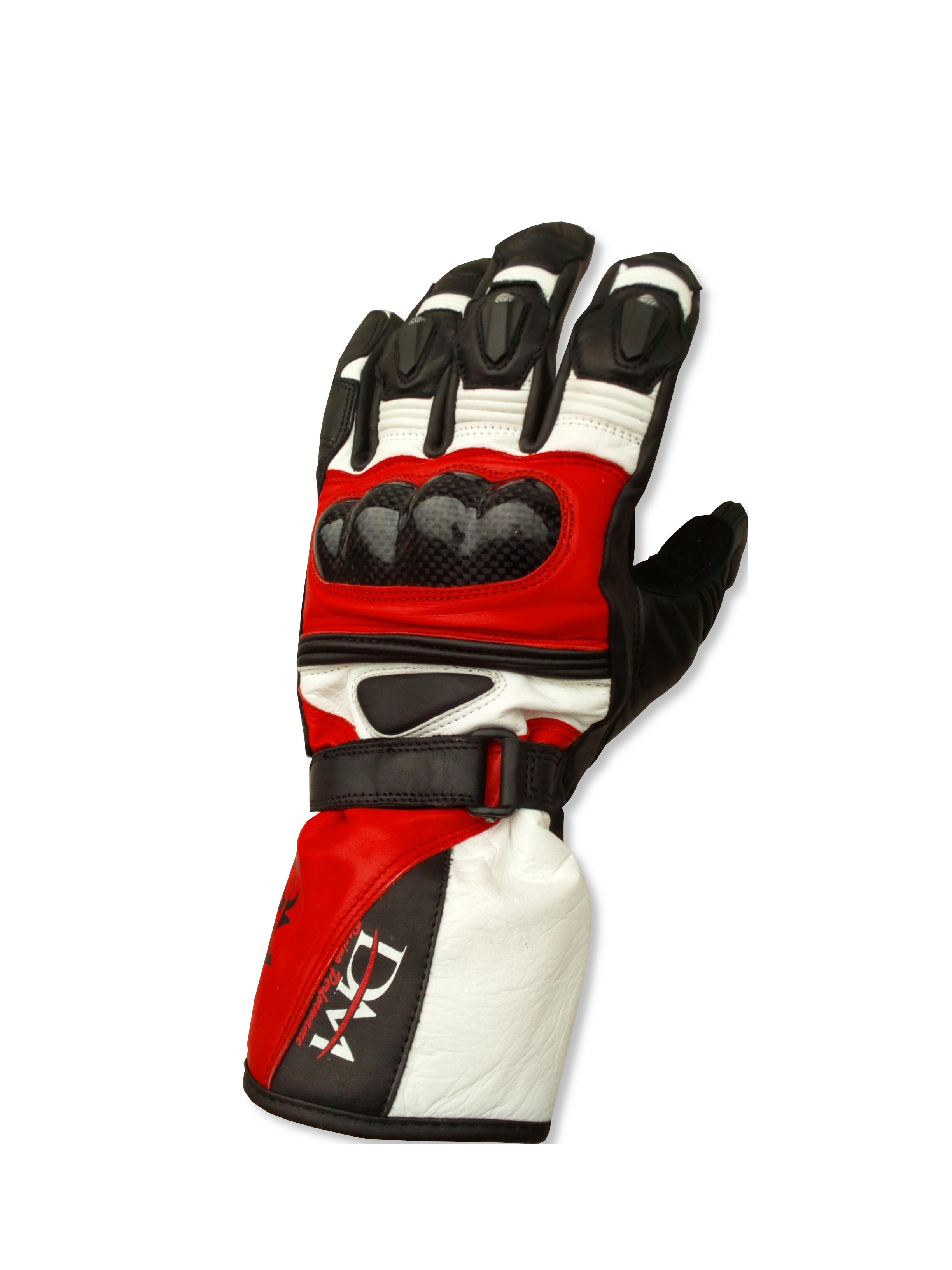 Sportovní rukavice DM červená empty d82a7ae9ec