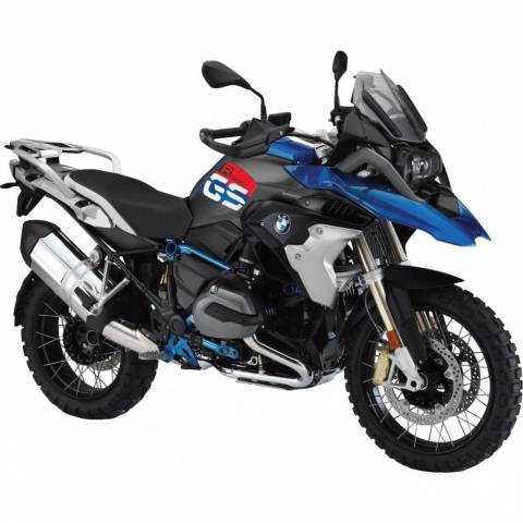 Model BMW R 1200 GS 2017 1:18 NOVINKA