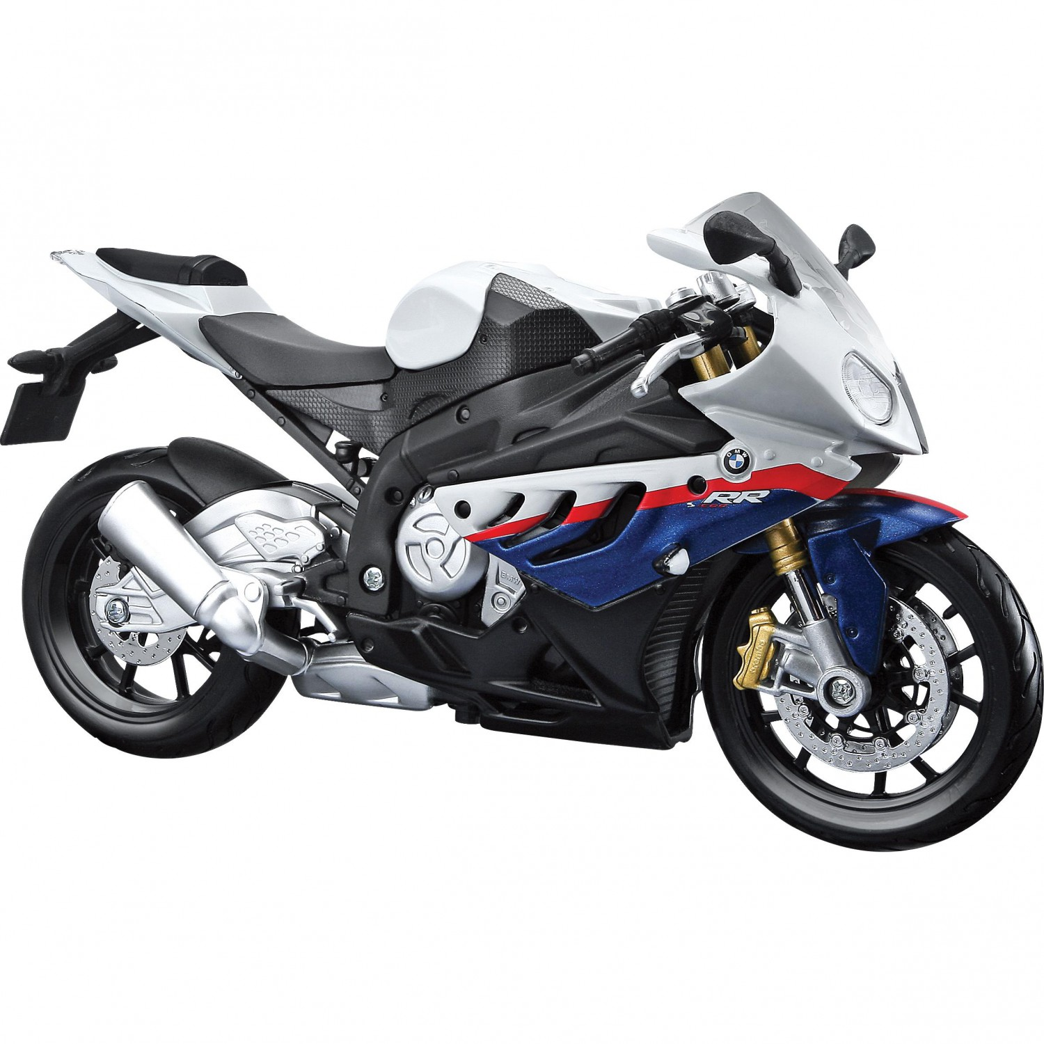 Model  BMW S1000RR 1:12 NOVINKA