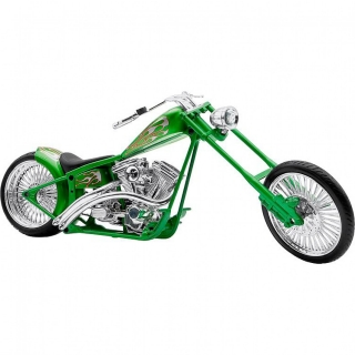 Polo model Custom Bike Green